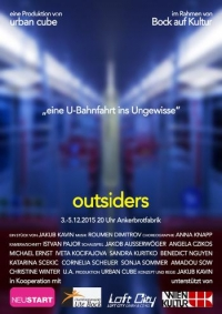 3.-5.12.2015: Urban Cube zeigt OUTSIDERS
